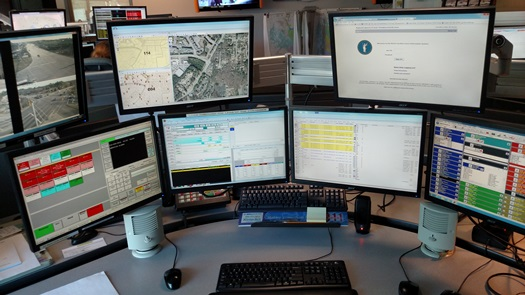 911 Communications Town Of Cary