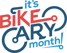 Bike Cary Month logo