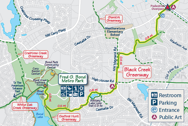 Black Creek Greenway | Town of Cary