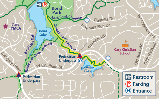 Oxxford Hunt Greenway | Town of Cary
