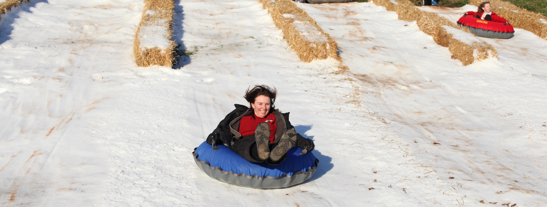 Winter Wonderland At Bond Park Town Of Cary - The best sledding hills in north america