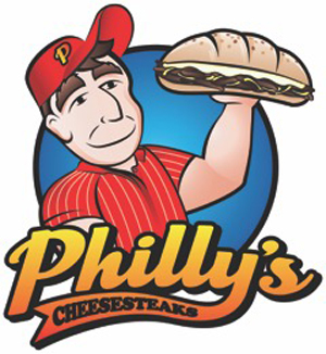 Philly's Food Truck Logo