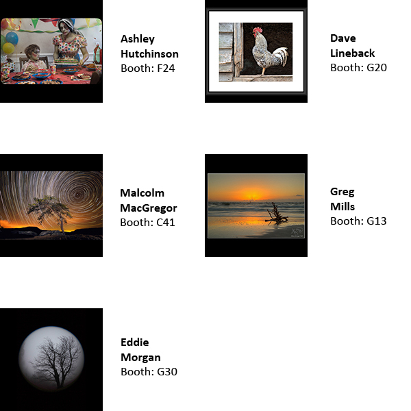 Photography Artists Exhibiting