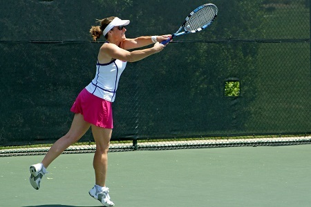 Adult Tennis Player Woman2