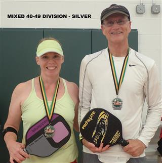 2017 Mixed 40-49 Division - Second (Mobile)