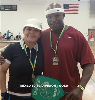 2017 Mixed 50-59 Division - First (Mobile)