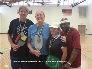 2017 Mixed 50-59 Division - First and Second (Mobile)