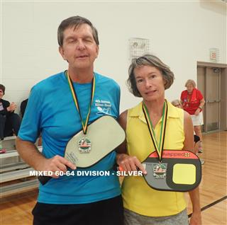 2017 Mixed 60-64 Division - Second (Mobile)