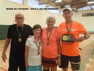 2017 Mixed 65+ Division - First and Second (Mobile)