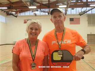 2017 Mixed 65+ Division - Gold (Mobile)