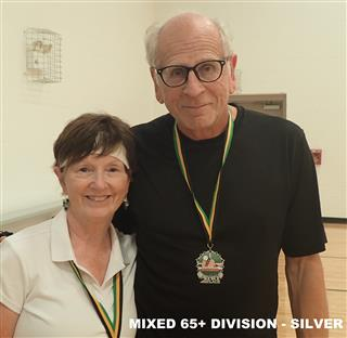 2017 Mixed 65+ Division - Second (Mobile)