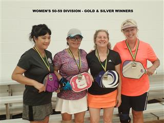 2017 Women's 50-59 Division - First and Second (Mobile)