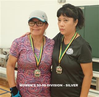 2017 Women's 50-59 Division - Second (Mobile)