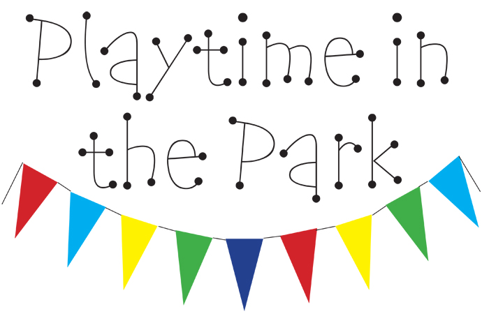 Playtime in the Park Website Banner