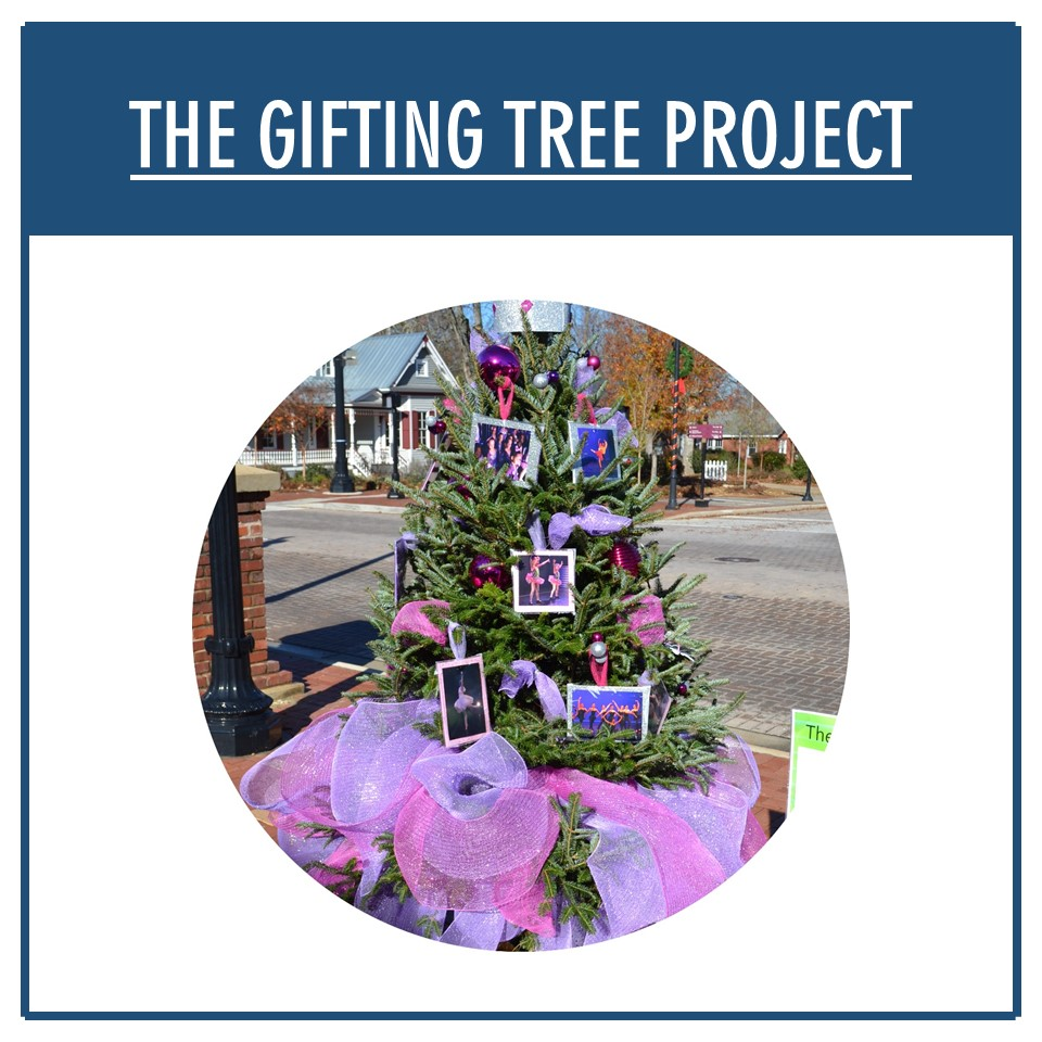 Gifting Tree Project Infographic