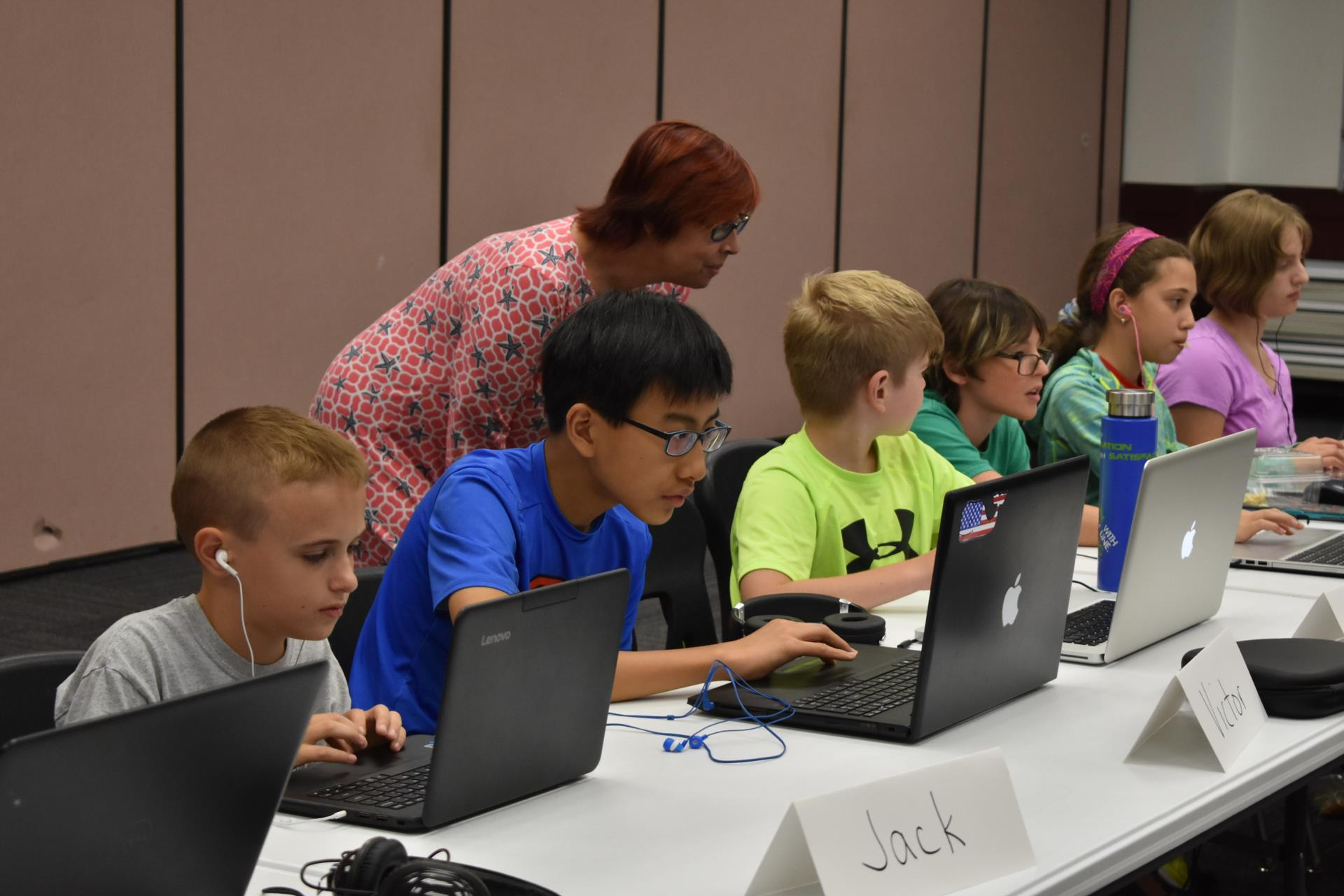 Learn to Program Camp is an intro to programming and making Javascript games.