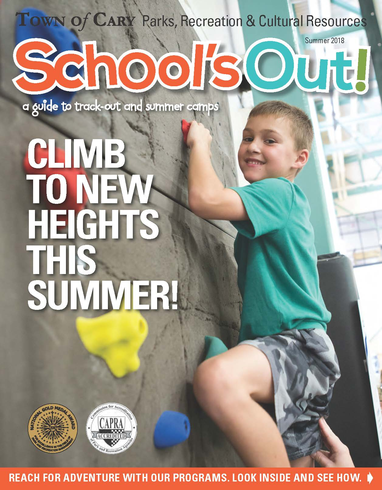 Schools Out_Front Cover_SO2018