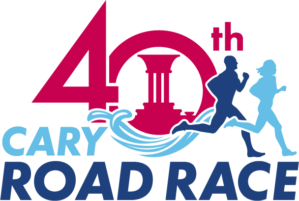 Cary Road Race Logo