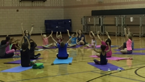 Yoga Day Kids Yoga