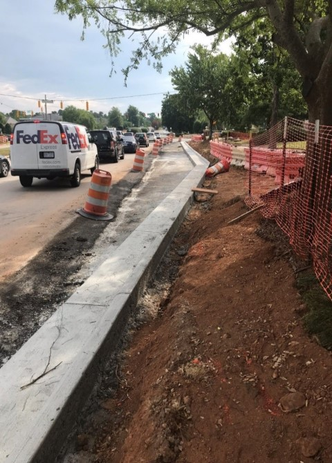 Cary Pkwy HH Improvements