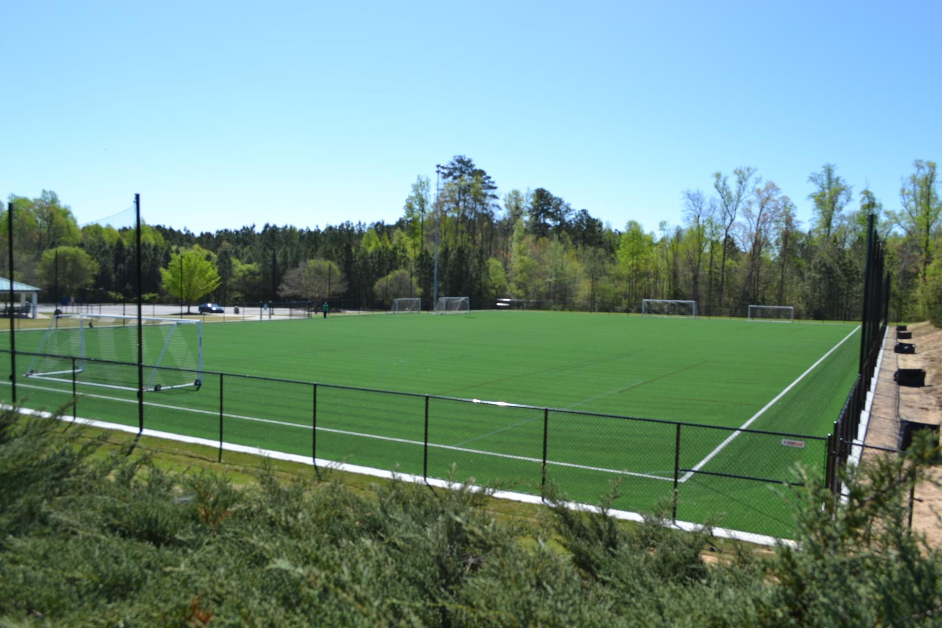 Thomas Brooks Turf field