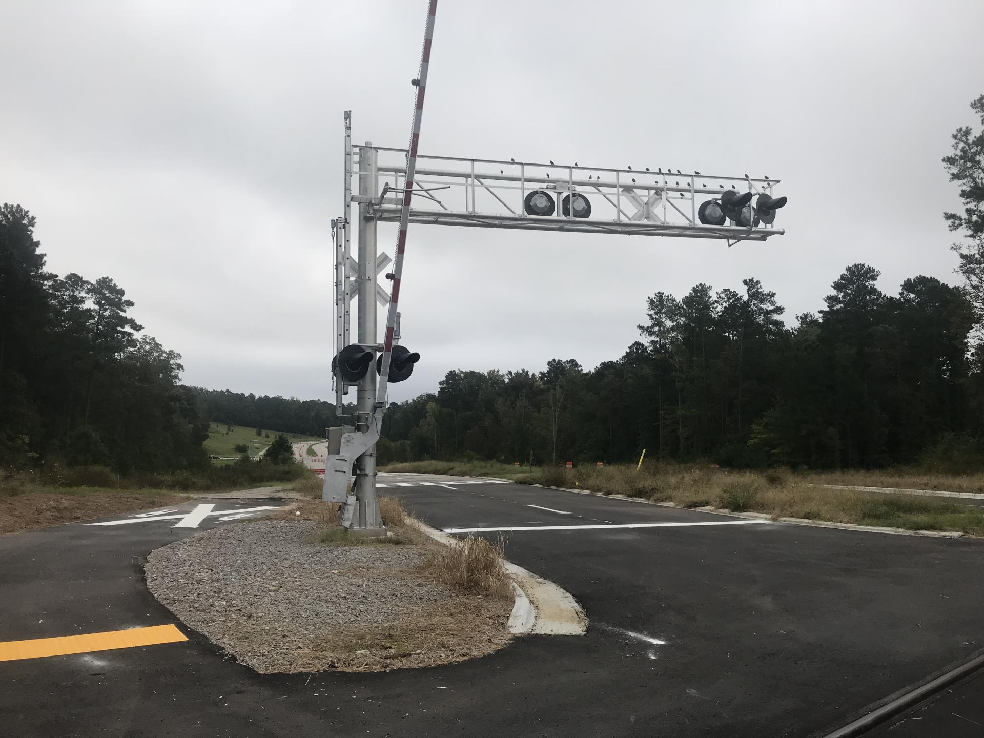 Western Cary Railroad Crossings | Town of Cary