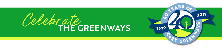 Celebrate Cary Greenways