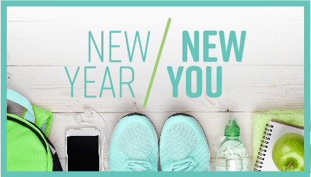New Year/New You logo