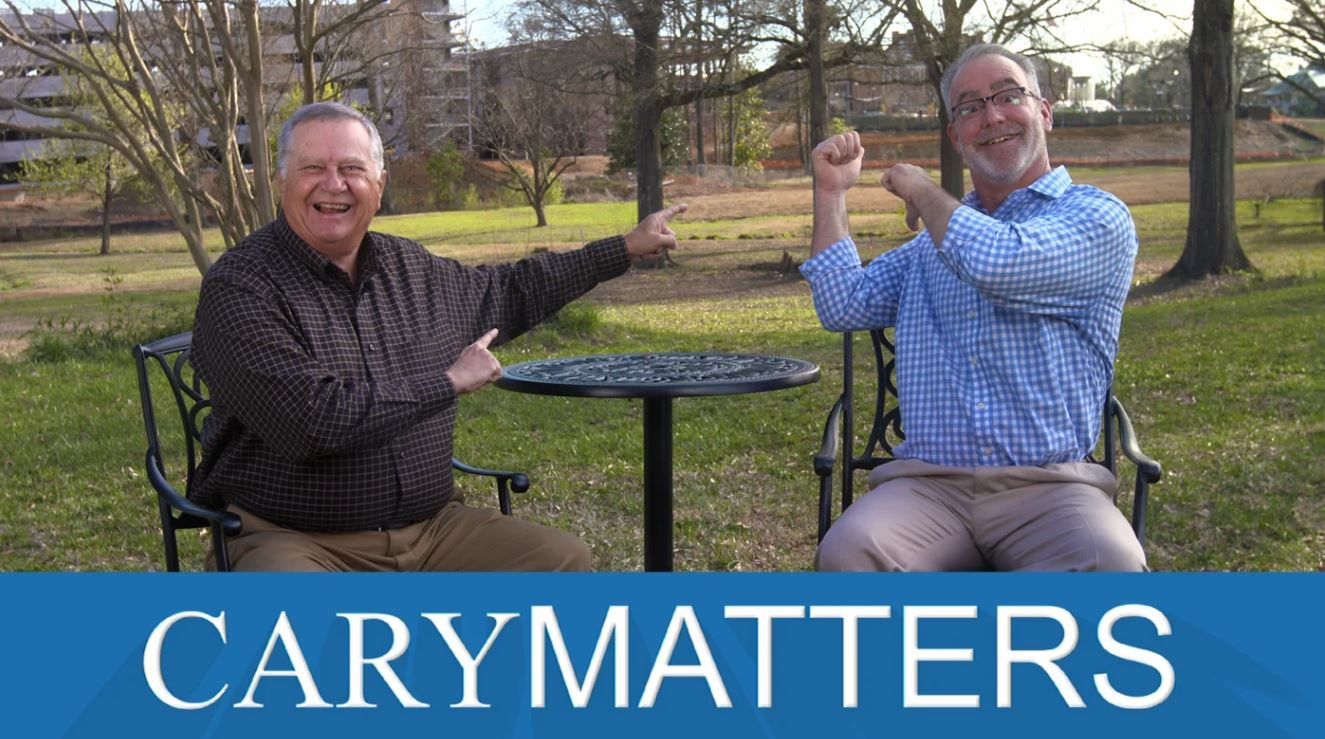 Cary Matters Downtown Park
