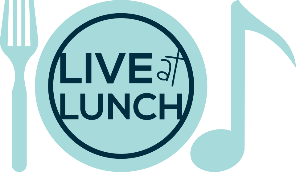 Live at Lunch Logo