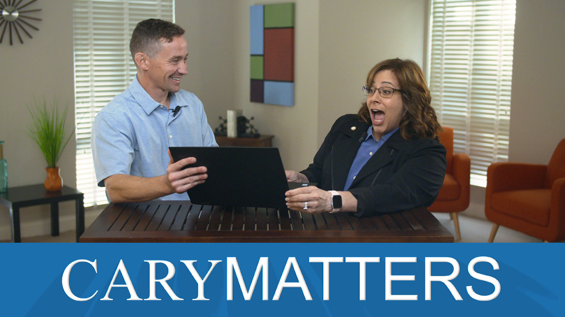 Cary Matters Hosts