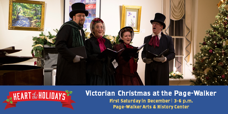 Victorian Christmas at the Page-Walker