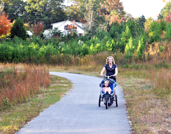 Copperleaf Greenway Photo