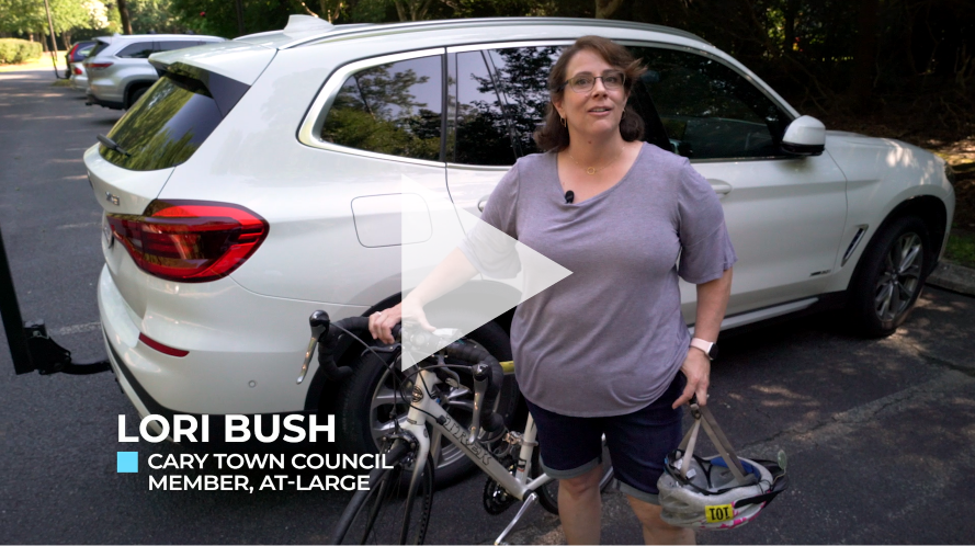 Lori Bush Greenways PSA Screencap