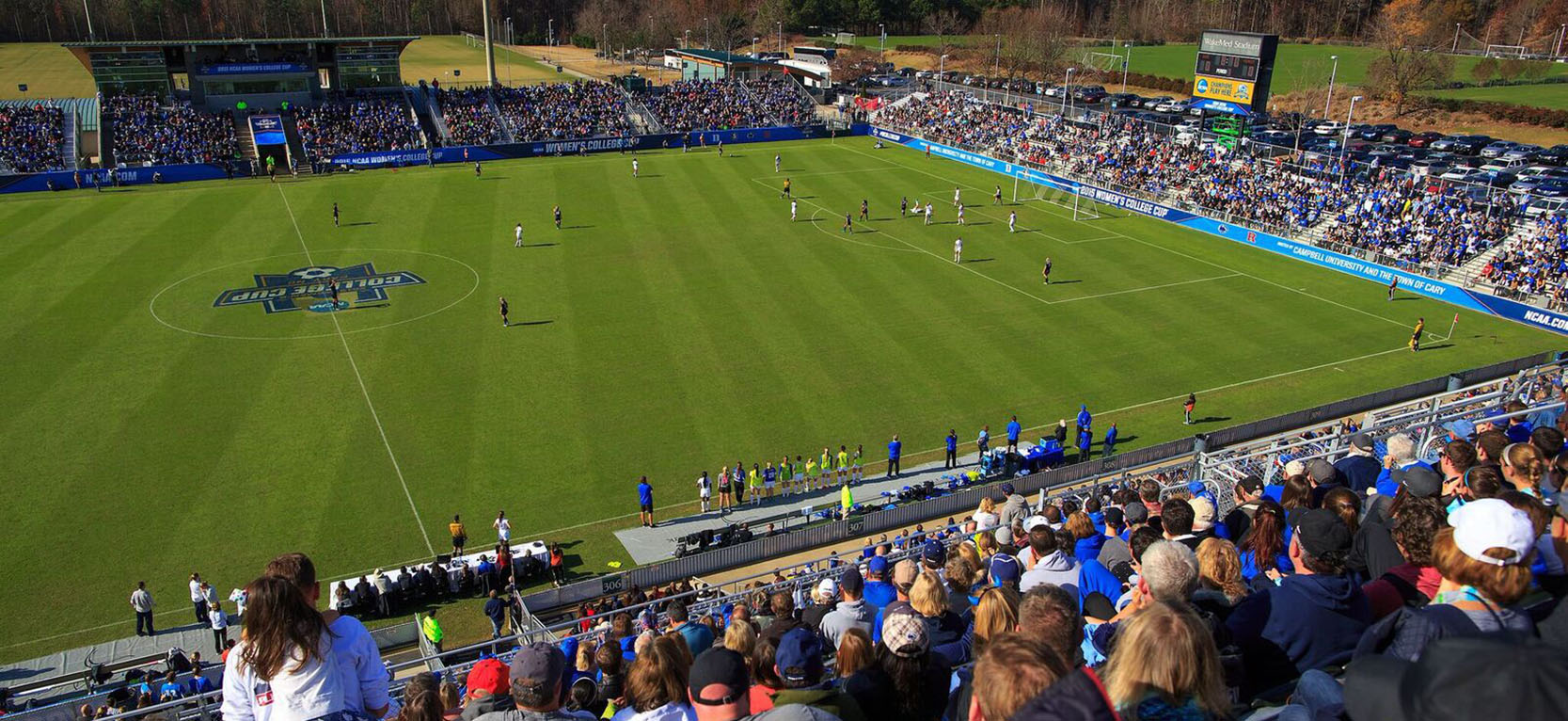 WakeMed Soccer Park | Town of Cary