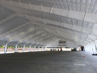 Inside Covered Court View