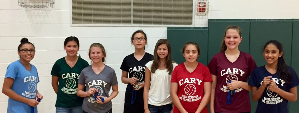 13 & Under VB Sportsmanship Awards (2017)