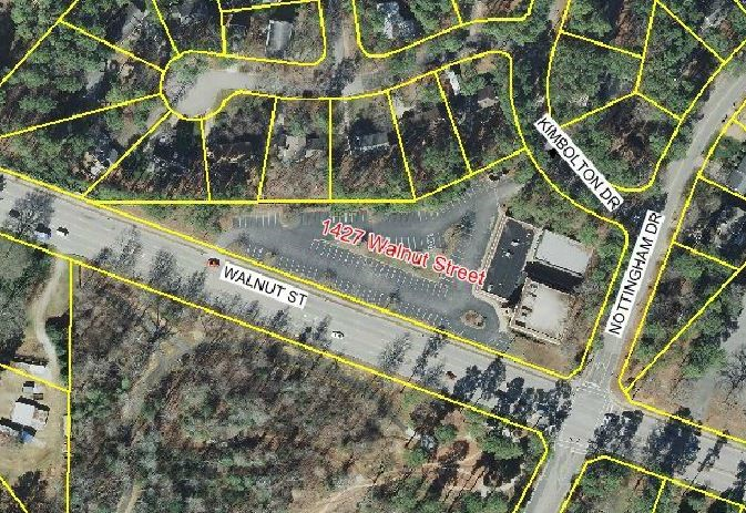Fire Station 9 satellite image