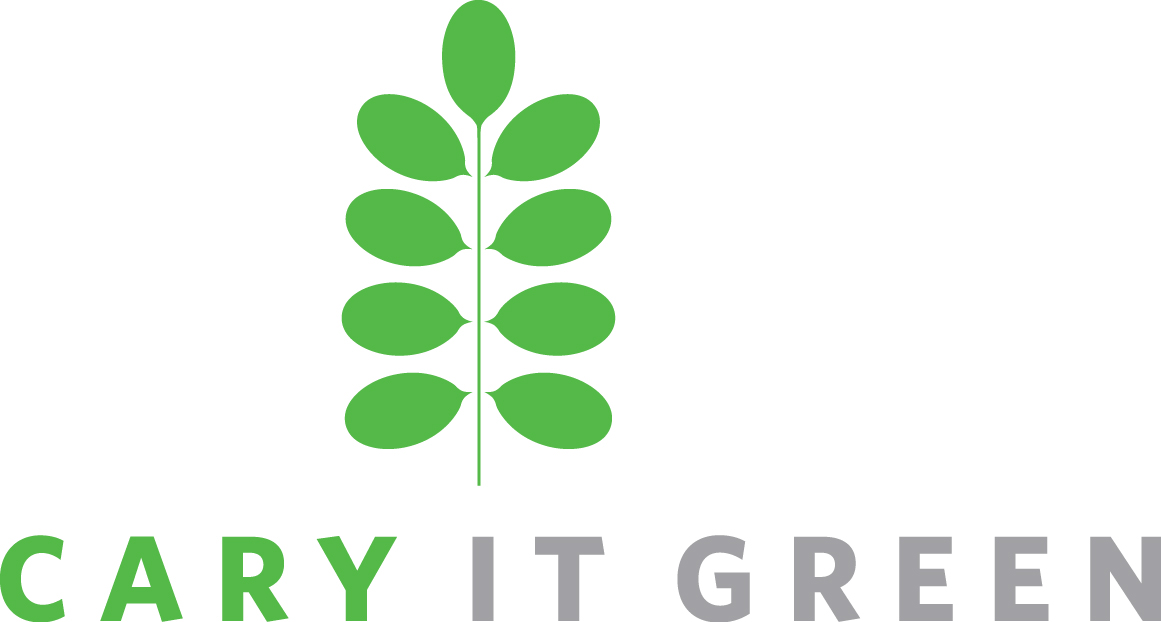 Cary It Green [logo]