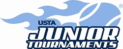 USTA Junior Tournament Logo